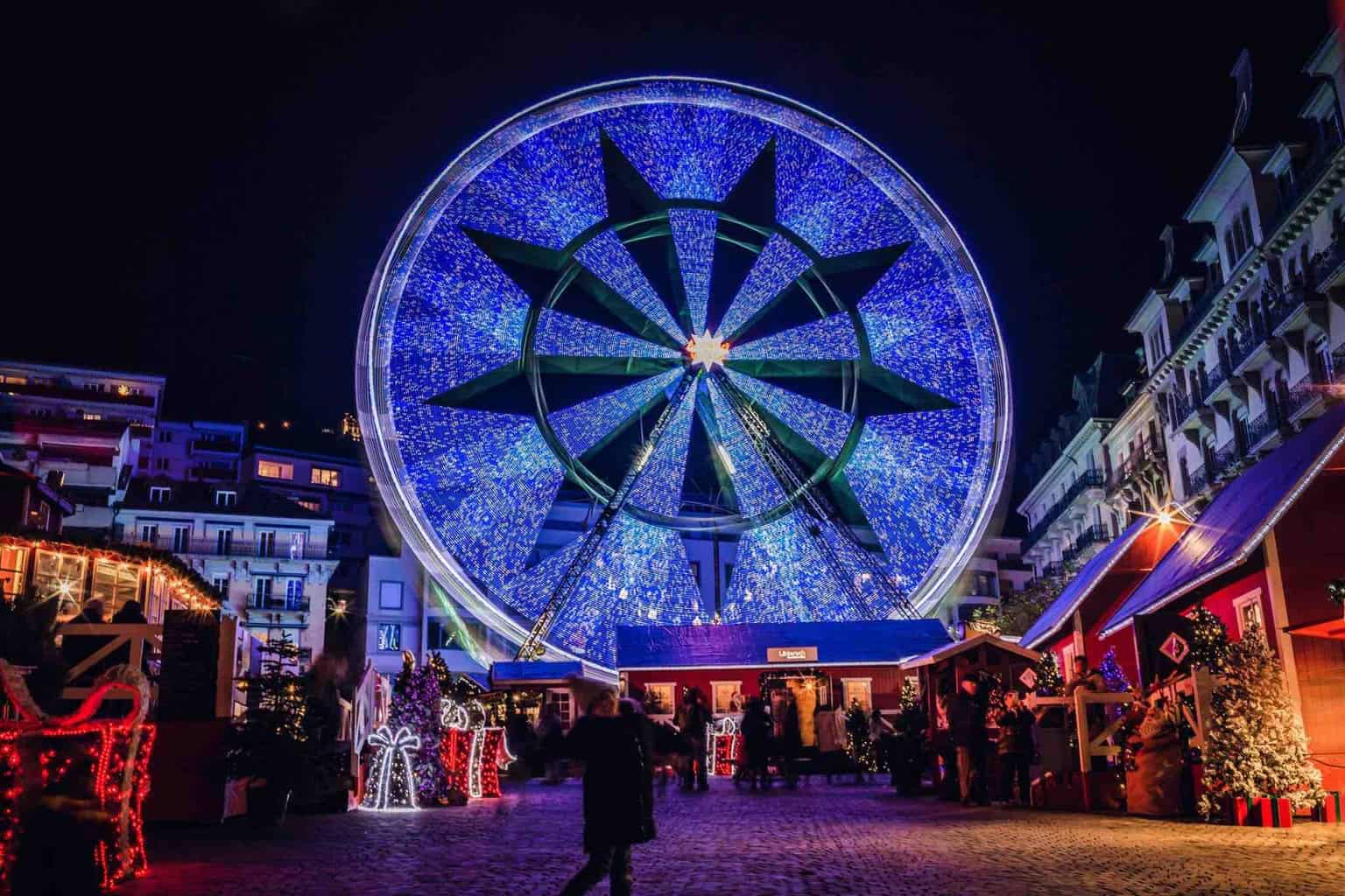 Enjoy the Magic of Montreux Noël