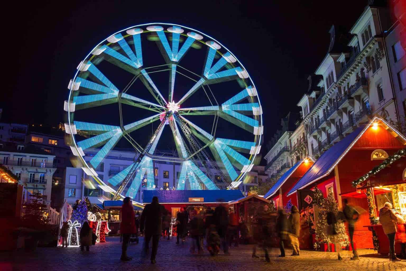 Montreux Noël - Montreux Christmas Market