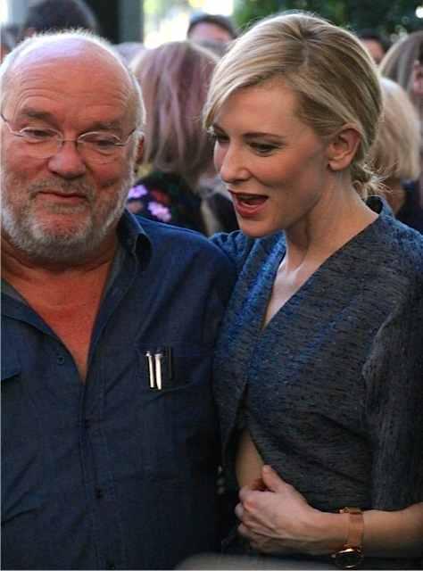 Cate Blanchett Peter Lindberg