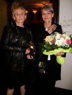 Claire Denis and Agnes Godard