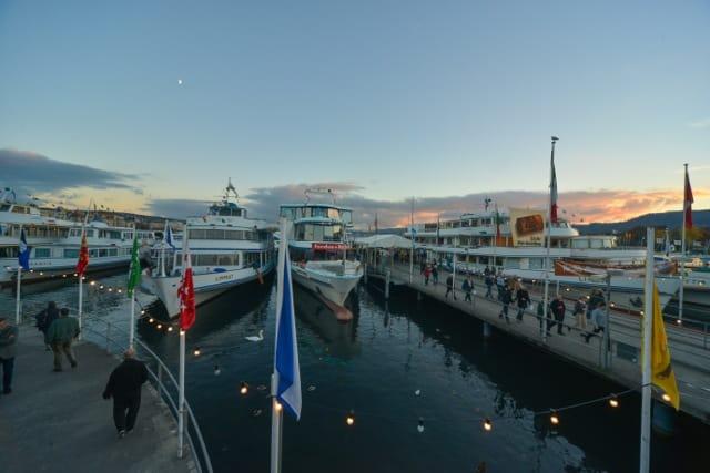 Expovina wine ships Zurich