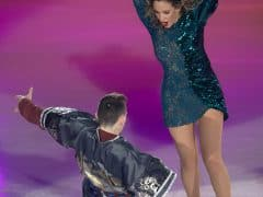 Videos of Art On Ice Zurich 2020 at the Hallenstadion