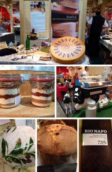 Celebrating Food at the Slow Food Market Zurich