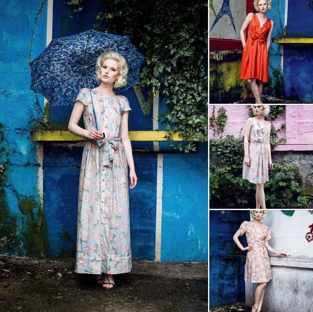 Van Bery Swiss Designer at MB Fashion Days