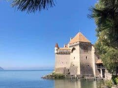 A Trip to The Stunning Chateau de Chillon Montreux