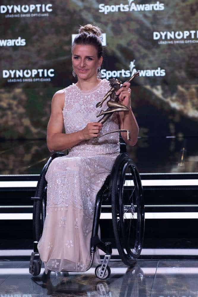 Manuela schär swiss sports awards