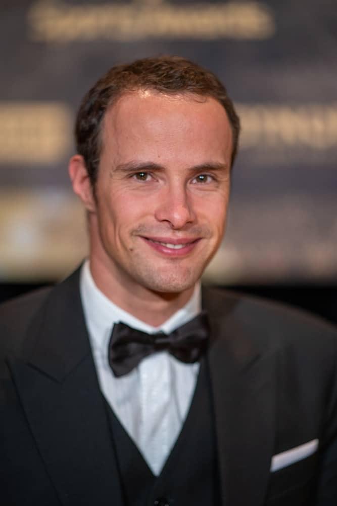 Marcel Hug at Swiss Sports Awards 2019