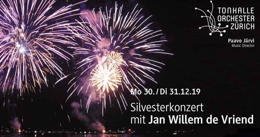 New Year's Eve Concert at Tonhalle MAAG