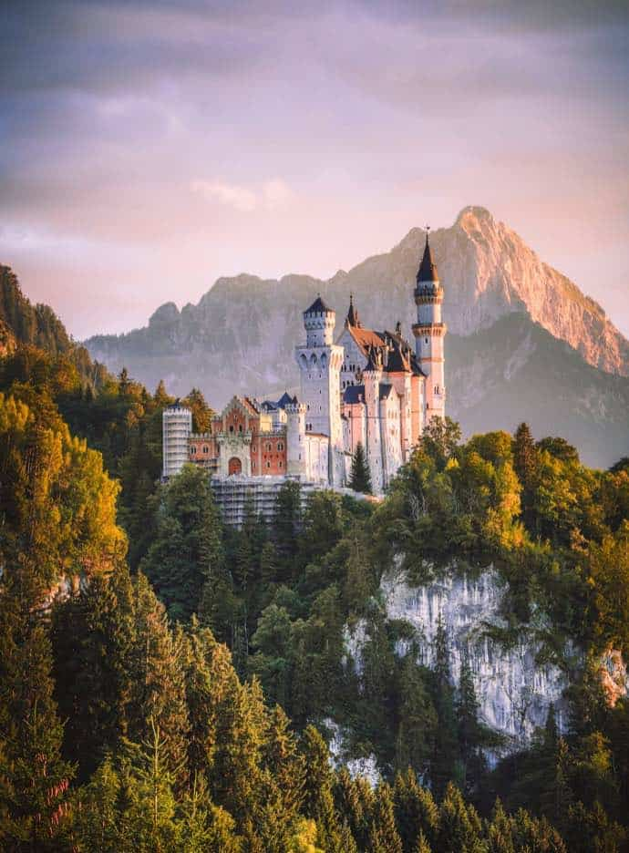 Schloss Neuschwanstein Six & The City