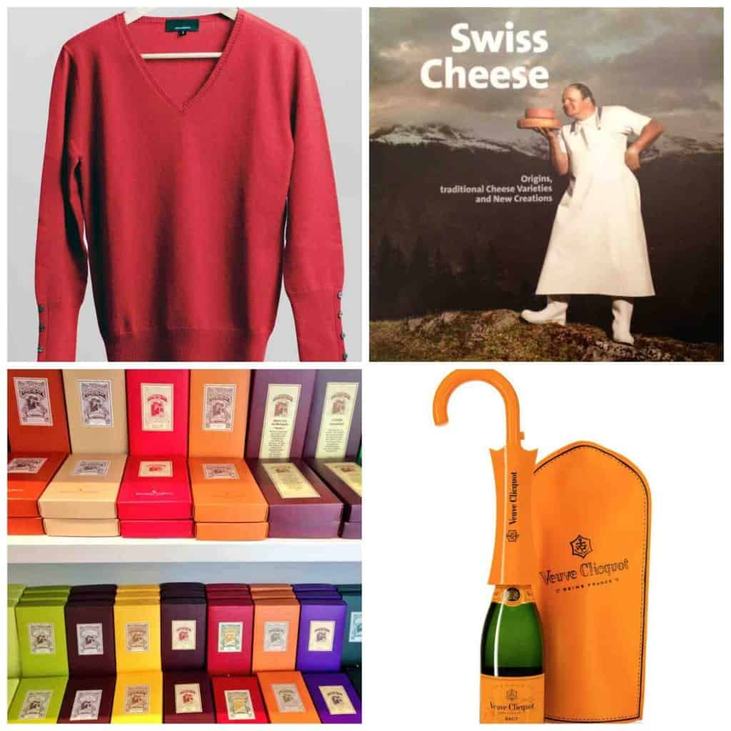 Christmas Gifts in Zurich