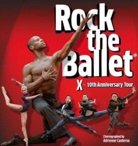 Rock the Ballet X - 10th Anniversary Tour & Reader Offer