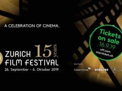 The 15th Zurich Film Festival