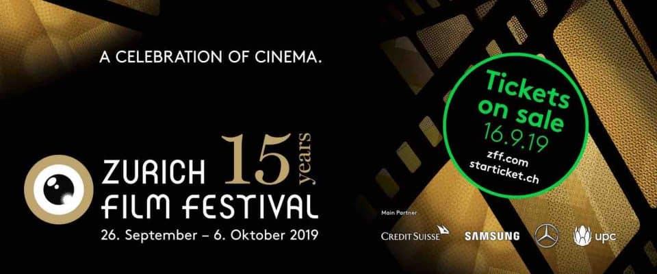 The 15th Zurich Film Festival