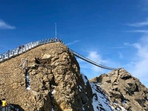 The Peak Walk by Tissot - Switzerland's Hanging Mountain Bridge