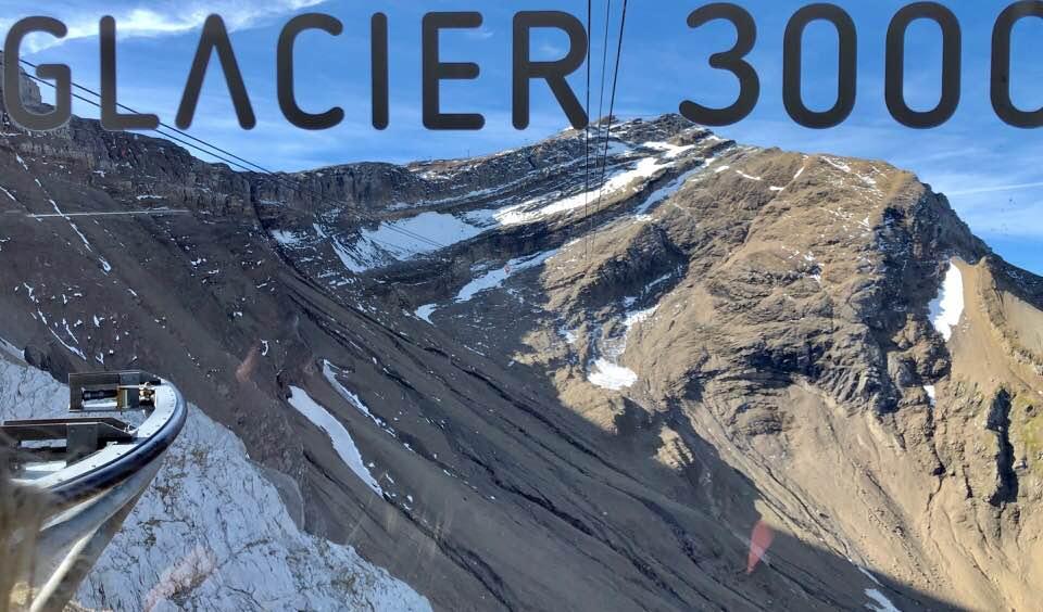 Glacier 3000 Les Diablerets
