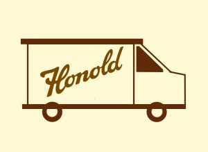 Honold - Ordering Food and Take Aways in Lockdown Zurich