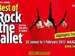 Special Offer for Best of Rock the Ballet in Zurich