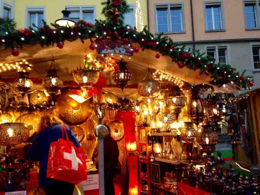 christmas markets zurich