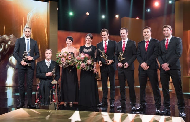 Swiss Sports Awards 2014