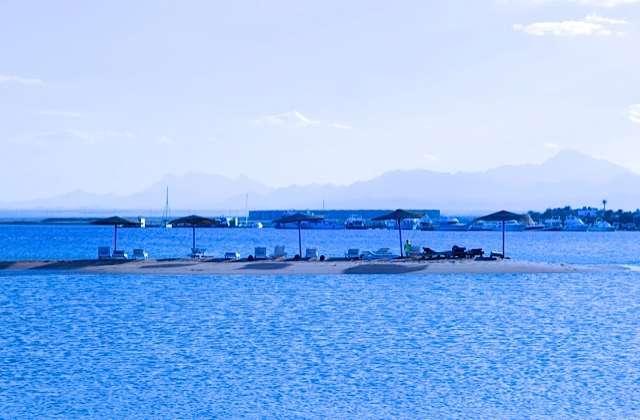 El Gouna beach Egypt