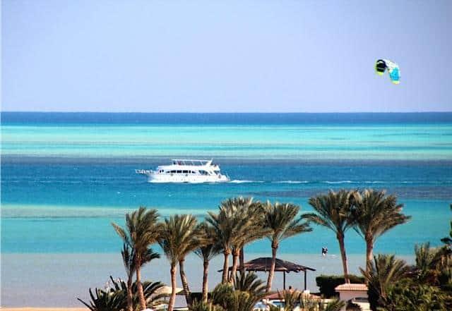 Red Sea El Gouna Egypt