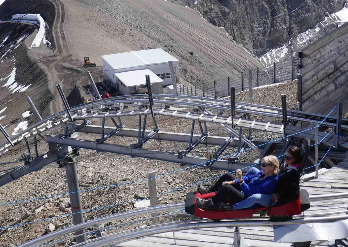 Alpine Coaster Glacier 3000 Le Diablerets