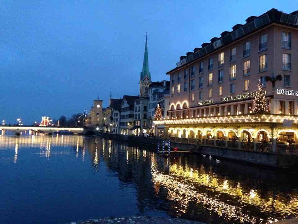 Expat dating Zürich