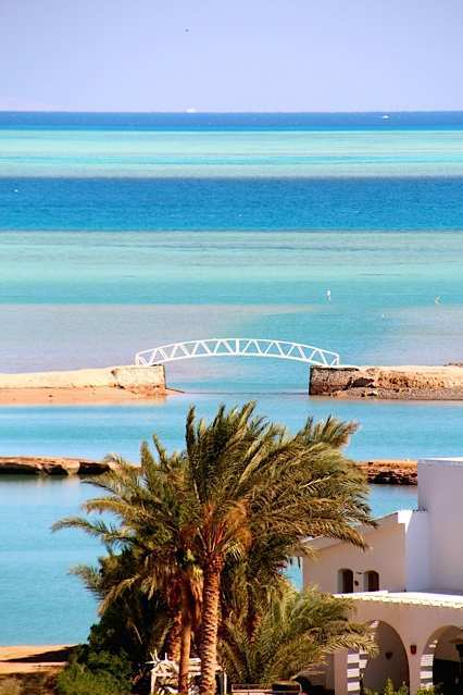 El gouna and the Red Sea Egypt