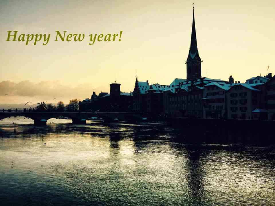 What's On in Zurich January
