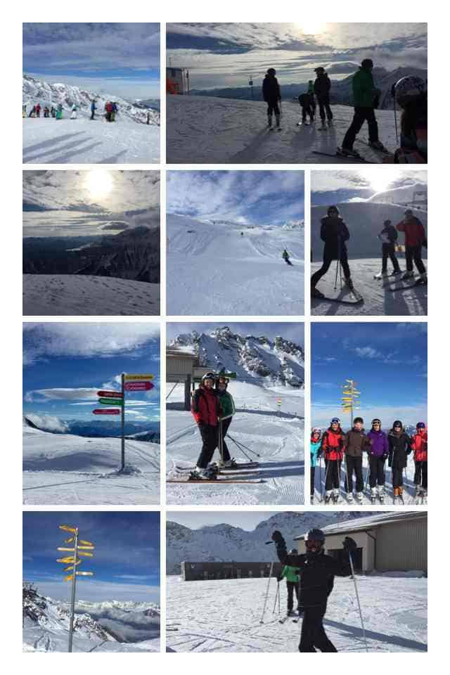Pizol ski resort