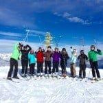 Skiing Close to Zurich: Pizol – Bad Ragaz – Wangs Ski Resort