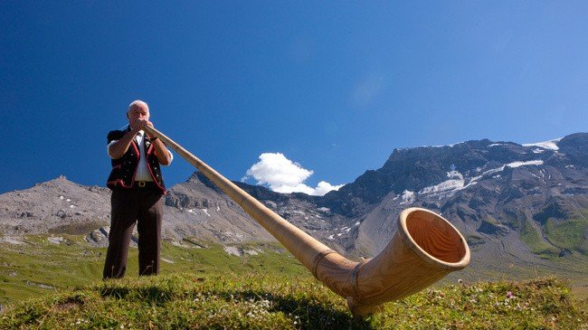 where to find Swiss Alphorn