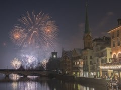 What's On in Zurich End December 2017 New Year 2018