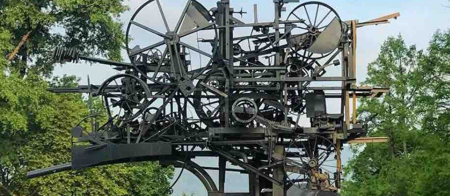 Tinguely - Art in Public Places in Zurich During the Corona Crisis