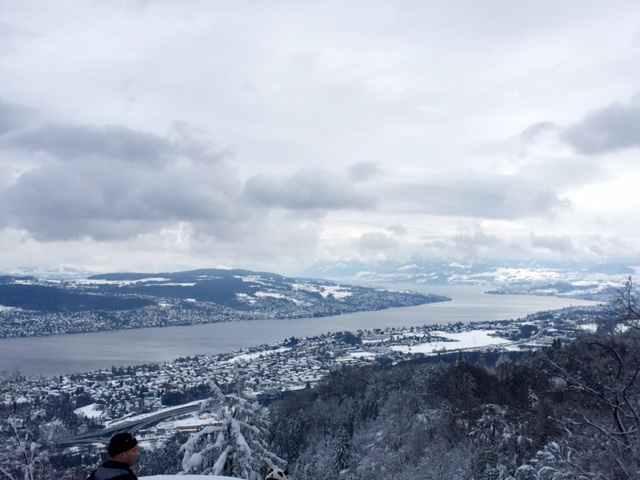 Uetliberg in Zurich