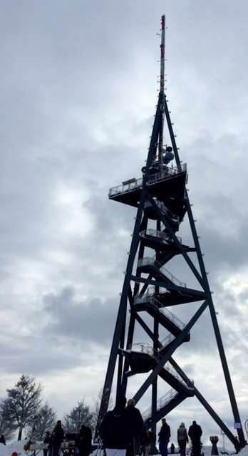 Uetliberg Observation Tower