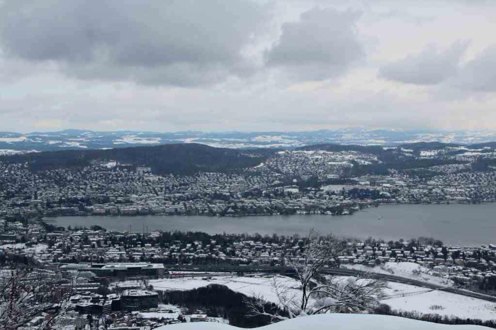 Views from Uetliberg