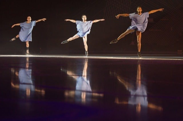 Le Patin Libre at Art On Ice 2015