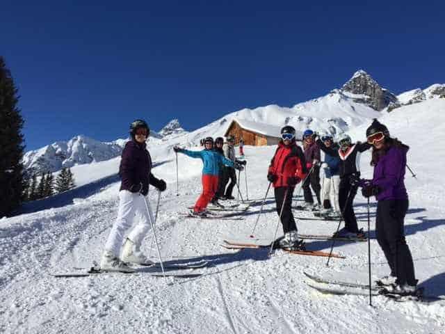 Elm ski resort