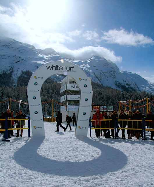 St Moritz White Turf