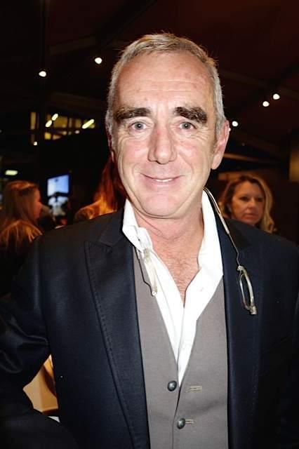 Loïck Peyron at Baselworld 2015