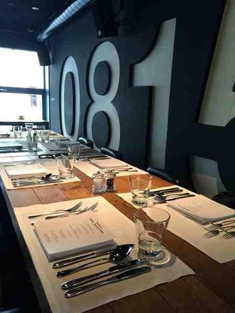 0815 Restaurant Zurich