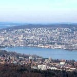 Hiking in Zurich from Uetliberg along the Felsenegg Ridge