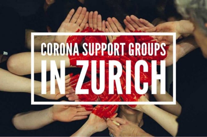 Corona Support Groups and Organisations in Zurich