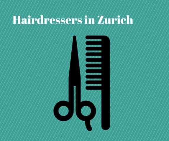 Hairdressers in Zurich