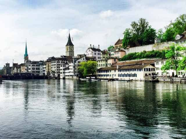 Whats on in Zurich beginning of May 2015