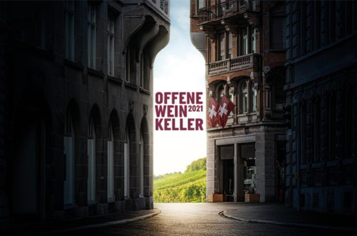 The Open Wine Cellar Days in German-speaking Switzerland
