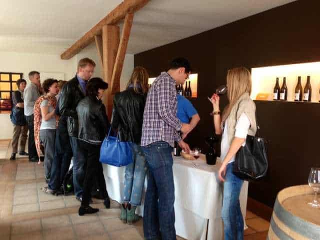 Day of the Open Wine Cellars in German Speaking Switzerland
