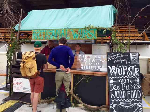 Food Festival Zurich