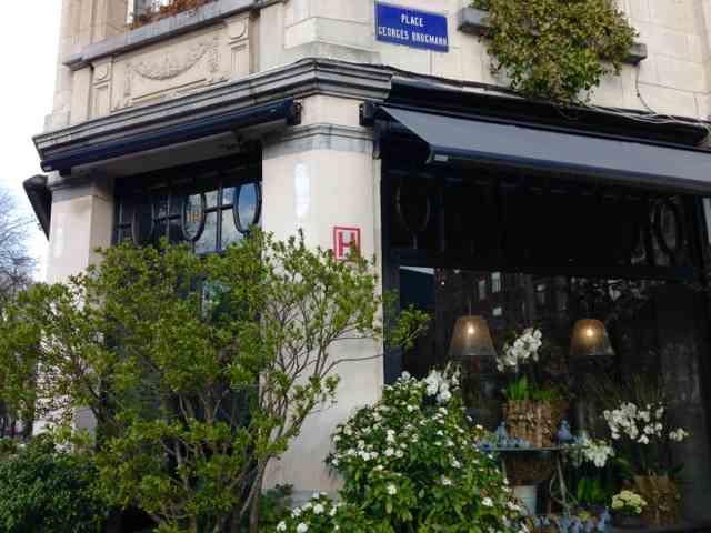 Catelya flower shop Brussels